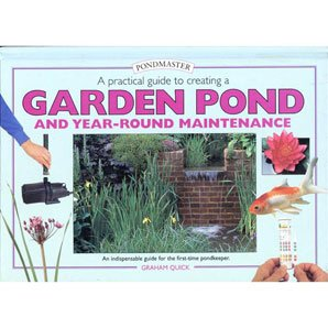 Pondmaster a practical guide to creating a for Garden pond amazon