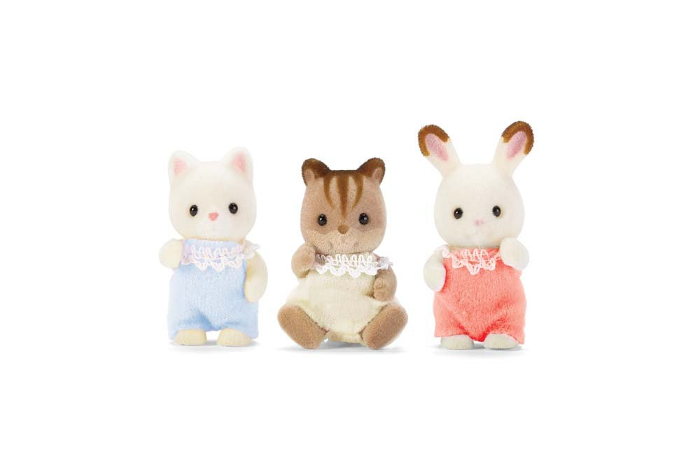 Calico Critters CC1482 Baby Friends Image 1
