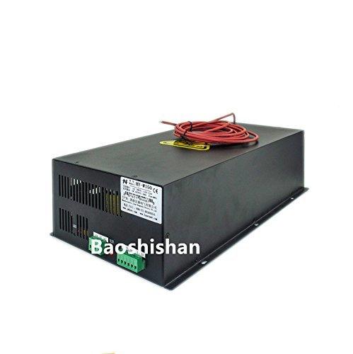 BAOSHISHAN 110V/220V HY-W150 CO2 レーザー加工機用電源ユニット 150W~180Wレーザー電源彫刻切断機 (110V) B07BT1W3PB 110V
