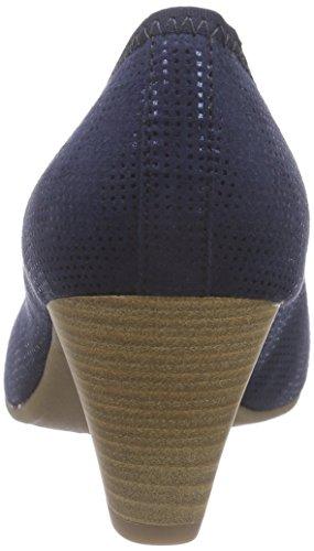s.Oliver 22417 - Tacones Mujer Azul - azul (Navy 805)