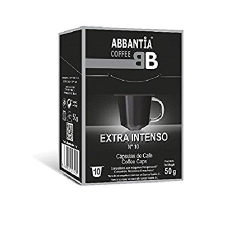 Abbantia Cápsulas de Café Extra Intenso Compatibles con Máquina Nespresso 120 Unidades: Amazon.es: Alimentación y bebidas