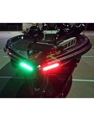Amazon Com Navigation Lights Electrical Equipment Sports Outdoors