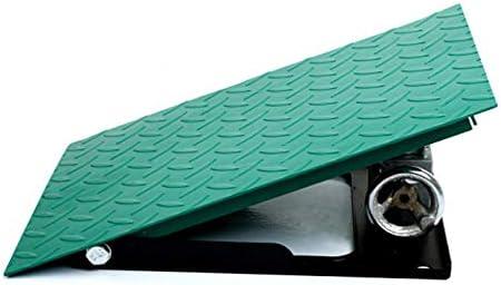 調整可能な縁石ランプ4.7〜8インチ、積載量11000 Lb / 5トン、ポータブル防錆縁石ランプ、敷居ランプ入口ランプ