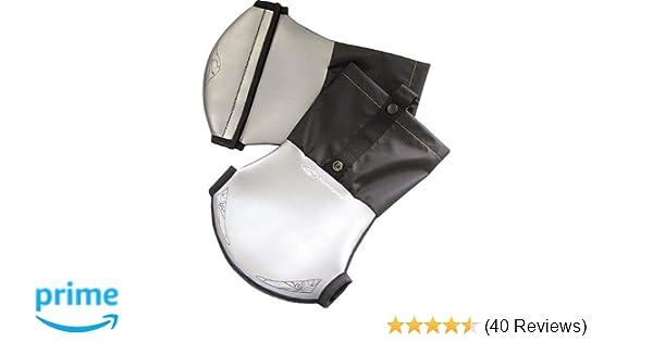 Black//Silver Kayaking Paddling Clothing Stohlquist Toaster Gloves Kayak Pogies
