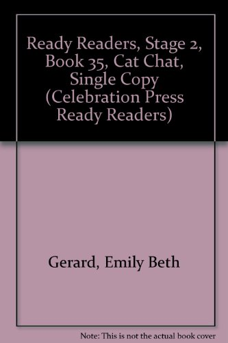 READY READERS, STAGE 2, BOOK 35, CAT CHAT, SINGLE COPY (Celebration Press Ready Readers)