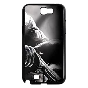 Samsung Galaxy Note 2 N7100 phone cases Black Call of Duty Black Ops Phone cover PQS5153069