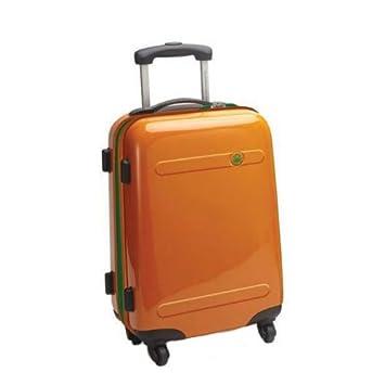 Benetton Maleta, Orange (003) (Naranja) - 73346_003: Amazon ...