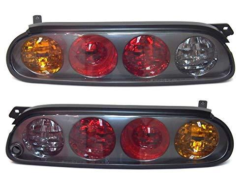 Genuine Toyota 1997-1998 Supra MKIV Rear Tail Lamp Assemblies 81551-14700 & 81561-14700