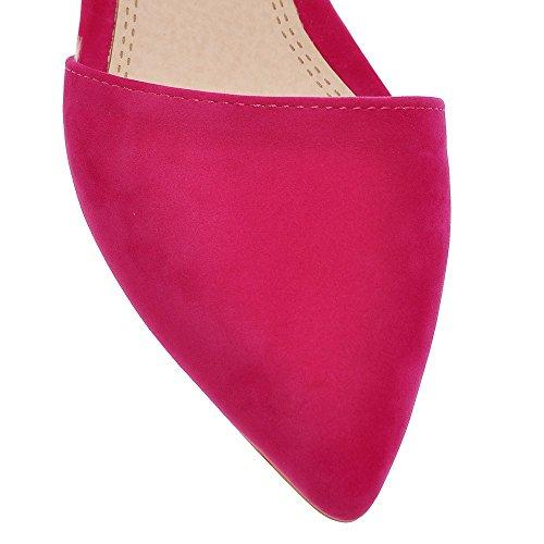 Fashion Heel - Zapatos de tacón  mujer melocotón