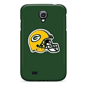 New Green Bay Packers 4 Cases Covers, Anti-scratch Luoxunmobile333 Phone Cases For Galaxy S4