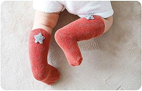 3 Pair Unisex Newborn Toddler Socks Cartoon Design dkDaKanl Baby Boys Girls Socks