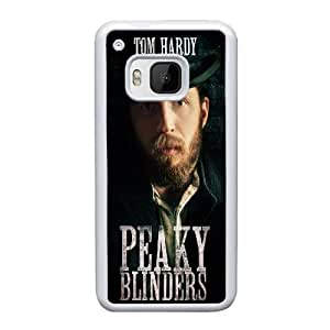 HTC One M9 Cell Phone Case White Peaky Blinders Tom Hardy YT3RN2528583