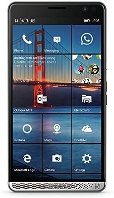 Hp - Smartphone Elite x3-64 GB Built-in Memory - LAN inalámbrica - 4g - Barra: Hp: Amazon.es: Informática