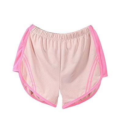 WOCACHI Women Shorts Women Running Sport Shorts Quick Dry Fitness Yoga Athletic Pants