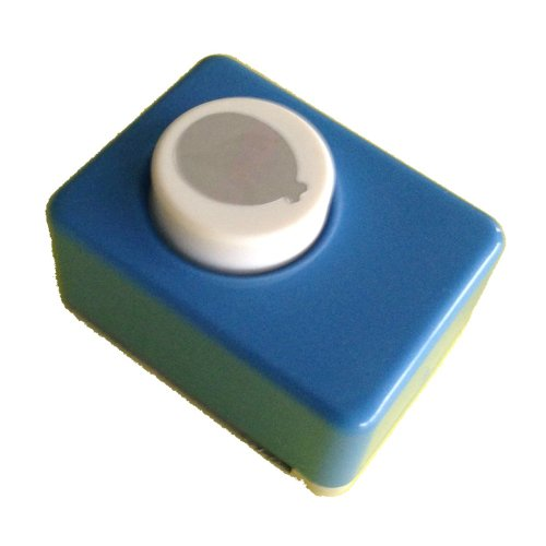 Carl Craft Small Size Craft Paper Punch, Balloon
