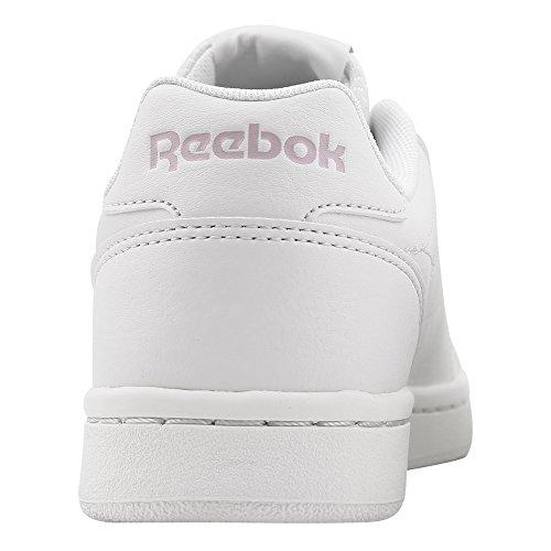 Scarpe Pesca Reebok Fitness da Donna Shell Complete CLN Royal Bianco Gesso Rosa Pink Chalk Peach wHHxqRAtTn