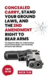 Concealed Carry, Stand Your Ground Laws, and the