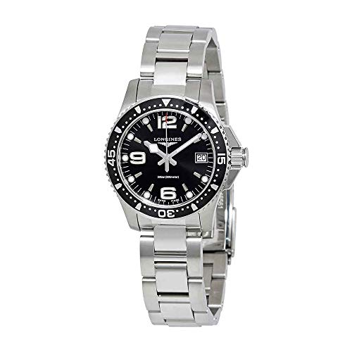 Longines HydroConquest Stainless Steel Mens Watch -