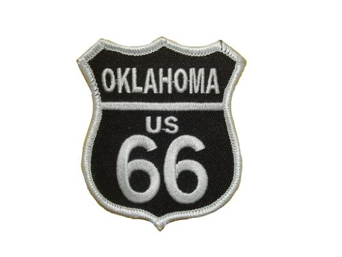 Route 66 Patches - 6