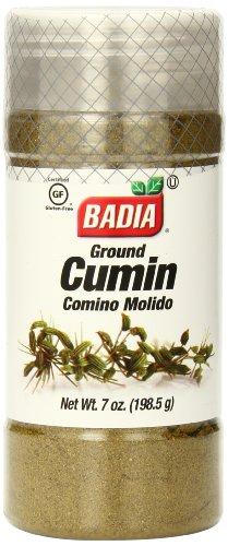 Badia Cumin Ground, 7 Ounce (Pack of 12) by Badia