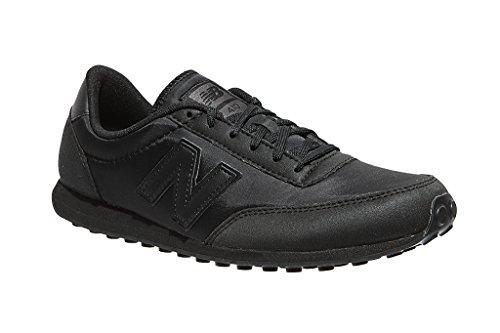 New Balance 410, Baskets Homme Noir (Black/Black Bbk)