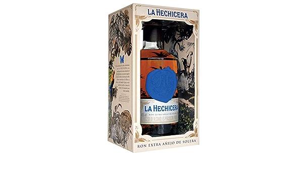 Ron viejo La Hechicera 40 ° 70 cl 70 cl: Amazon.es ...