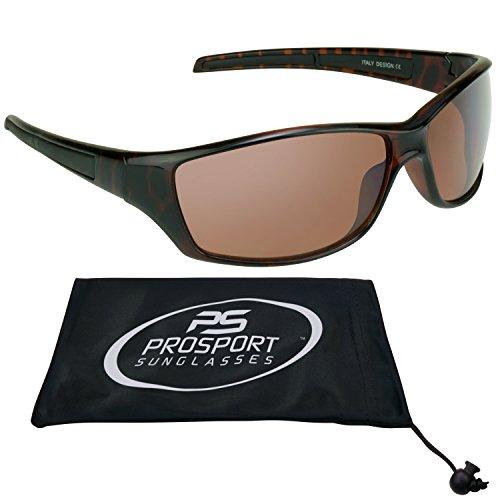 Blue Blocker HD Sunglasses with High Definition lenses an...