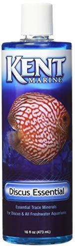 Kent Marine AKMDTE16 Discus Trace for Aquarium, 16-Ounce