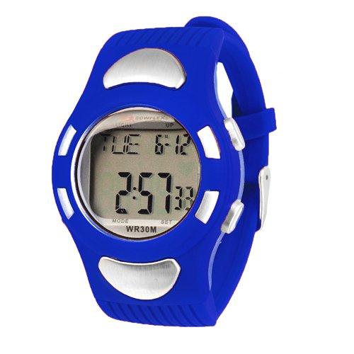 Bowflex EZ Pro Heart Rate Monitor Watch, Blue