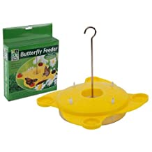 Roots & Shoots Yellow Butterfly Feeder