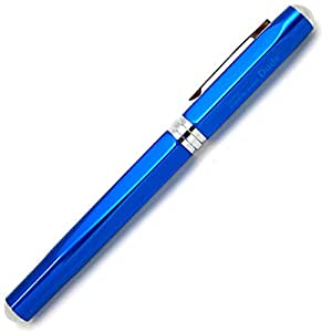 Ohto Dude Fountain Pen - Fine Nib - Blue Body