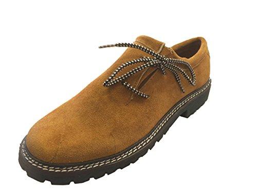 Trachten Schuhe Haferlschuhe Brown Almhaferl Oktoberfest Trachtenschuhe Aus Wildleder Brown