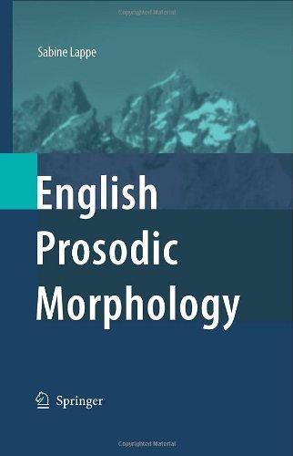 English Prosodic Morphology Pdf