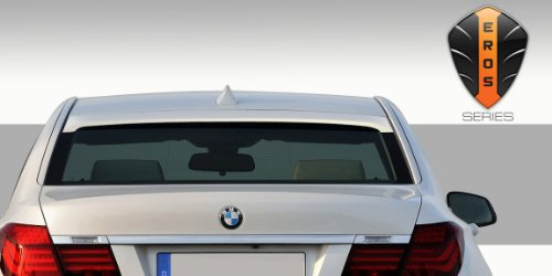 Duraflex ED-QID-720 Eros Version 1 Roof Wing Spoiler - 1 Piece Body Kit - Compatible For BMW 7 Series - Roof Spoiler 7 Series