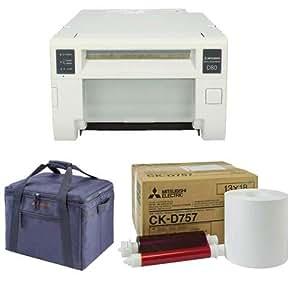Amazon.com: Mitsubishi CP-D80DW Paquete de impresora ...