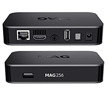 Mag 256 IPTV Recepteur Oct Box: Amazon co uk: Electronics