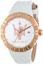 Amazon.com: Maserati Women's R8853103501 Tridente Watch: Maserati
