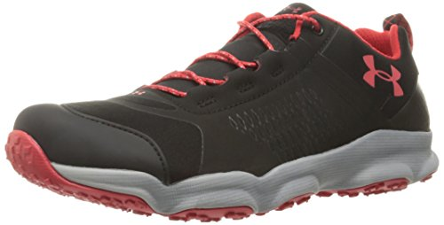 Armour Steel Botas Red de Black Senderismo Valsetz Under Men 's RTS dvq414R