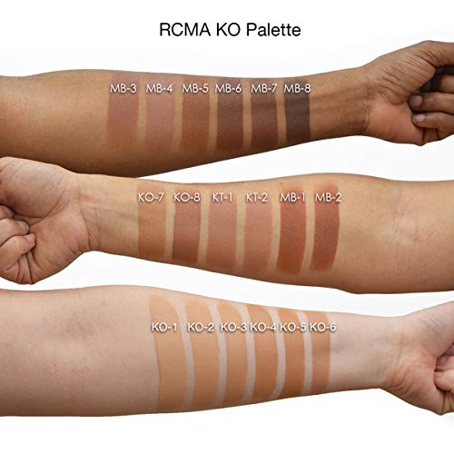 RCMA VK 18 Part Palette, #10