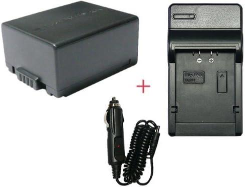 【掘出】 充電器セット Panasonic DMW-BLB13 互換バッテリー + 充電器(コンパクト)
