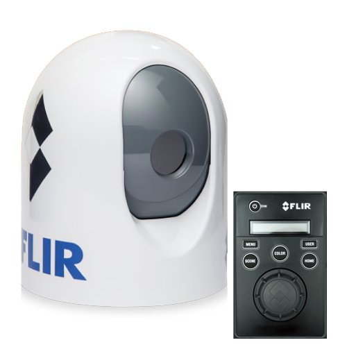 FLIR Systems MD-625 Compact Fixed Mount Thermal Camera with Joystick Control Unit, 432-0010-13-00