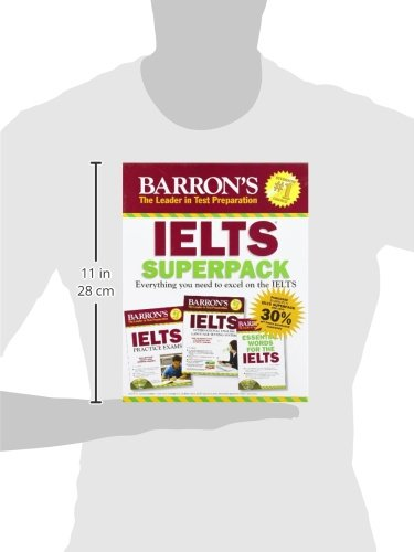 The Top 3 IELTS Books