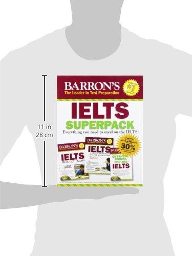 Barron's IELTS (Books & CDs) 2nd Edition - 41BLWM5W0eL - Getting Down Under