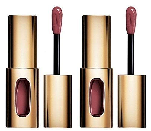 Color Riche Lipstick Extraordinaire Lip Color Molto Mauve (Pack of 2) Rich Color, Transform Lips from Ordinary to Extraordinary, Shine is Magnified, Ideal Balance of Color and Care, 0.18 fl. oz. each -