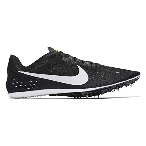 Negro Running 3 Adulto Unisex 5 Zapatillas Nike De white Zoom volt Eu black 44 017 Victory XnTBXF8x