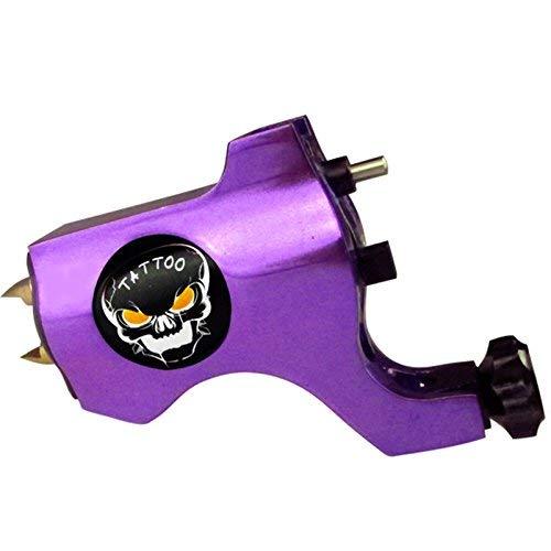 8colors New Rotary Tattoo Machine Bishop Style Tattoo Machine for Tattoo (purple)