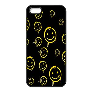 Cute Smile Face Bestselling Hot Seller High Quality Case Cove Hard Case For Iphone 5S