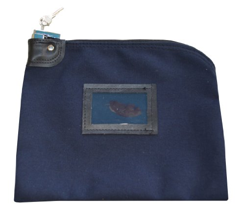 Canvas Locking Bank Bags - 4