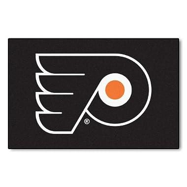 FANMATS NHL Philadelphia Flyers Nylon Face Starter Rug