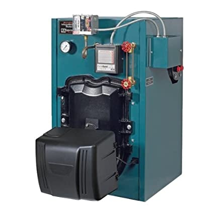 Amazon.com: MegaSteam MST288 Oil Cast Iron Steam Boiler with 69,000 ...